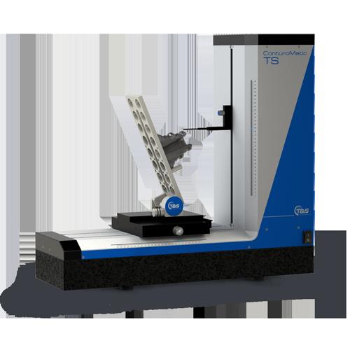 Perfilometro y rugosimetro ConturoMatic TS