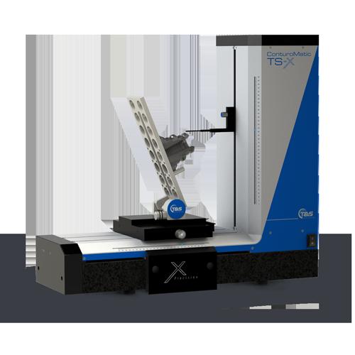 Perfilometro y rugosimetro ConturoMatic TS-X